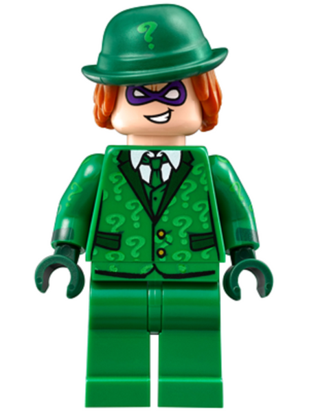 LEGO® Superheroes™ The Riddler minifig - from 70903