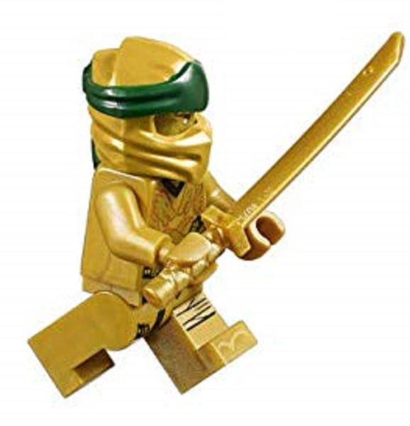 LEGO® Ninjago - Gold Ninja with Sword - Lloyd Garmadon
