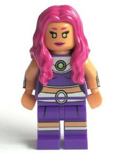 LEGO® Superheroes™ Starfire with Energy Dishes