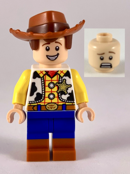 LEGO® Toy Story 4 ™ Woody Minifig - From 10770