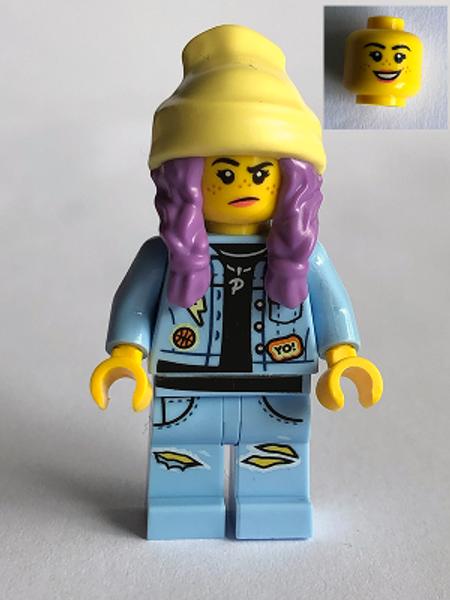 LEGO® Hidden Side - Parker L Jackson from 70424