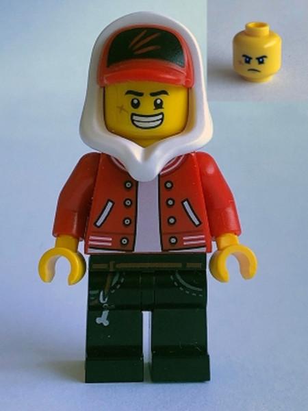 LEGO® Hidden Side - Jack Davids from 70418
