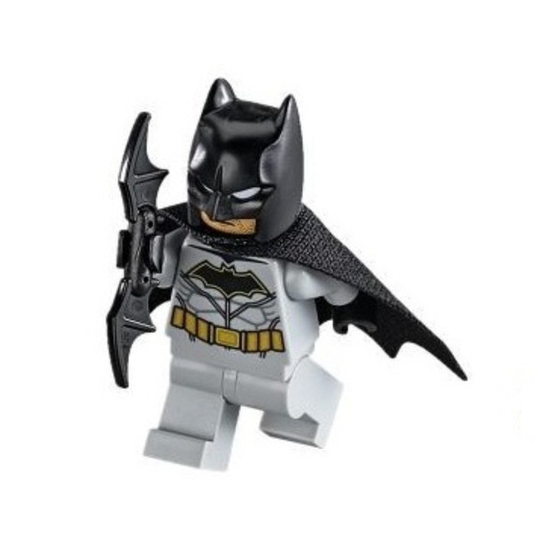 LEGO® Super Heroes Batman Minifigure with Batarangs - Limited Edition