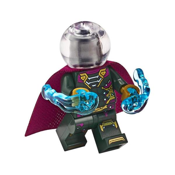 LEGO® Spider-Man Far from Home Mysterio Minifigure 76129 Mini Fig