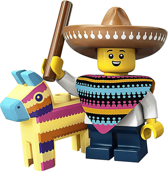 LEGO® Minifigures Series 20 - Pinata Boy  - 71027