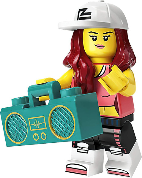 LEGO® Minifigures Series 20 - Breakdancer  - 71027