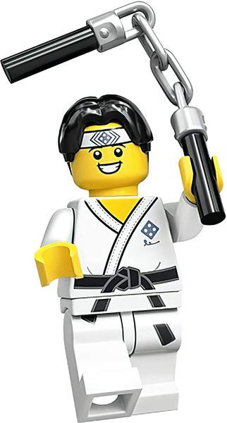 LEGO® Minifigures Series 20 - Martial Arts Boy - 71027