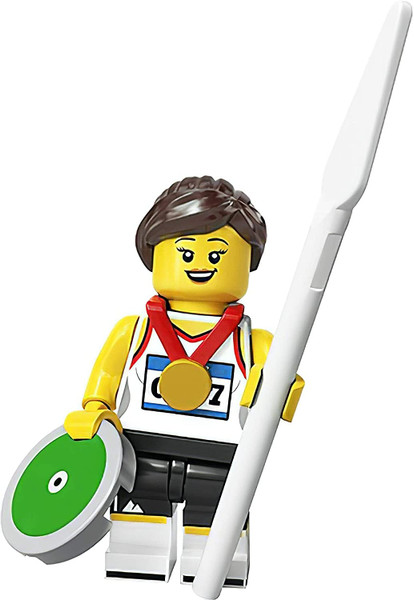 LEGO® Minifigures Series 20 - Athlete - 71027