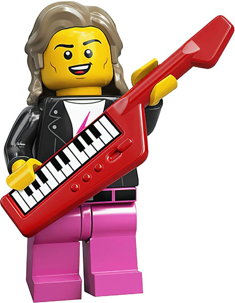 LEGO® Minifigures Series 20 - Musician - 71027