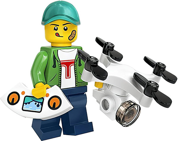 LEGO® Minifigures Series 20 - Drone Boy - 71027