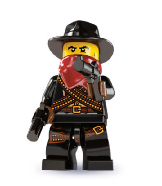 LEGO® Mini-Figures Series 6 - Bandit