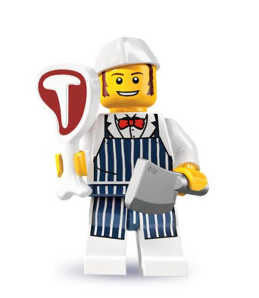 LEGO® Mini-Figures Series 6 - Butcher