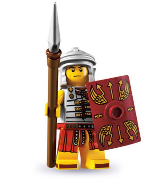 LEGO® Mini-Figures Series 6 - Roman Soldier