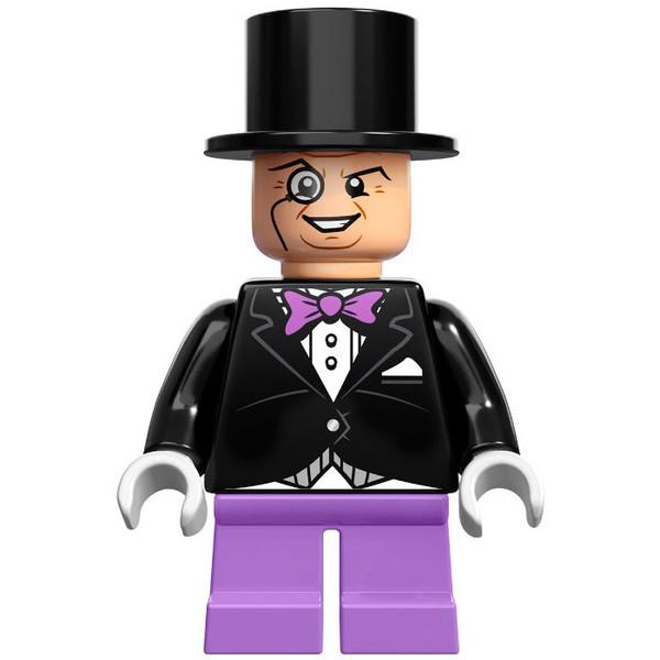 LEGO Batman Superheroes: Penguin Classic Minifig