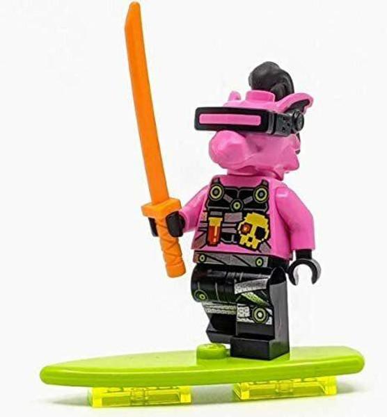 LEGO LEGO Ninjago NPC Richie Minifig with Surf Board