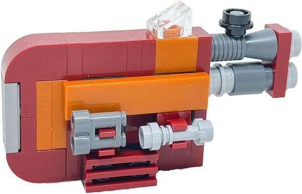 LEGO LEGO Star Wars Reys Speeder Micro Set 35 pcs