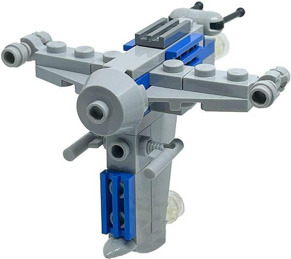 LEGO LEGO Star Wars Resistence Bomber Micro Set 37 pcs