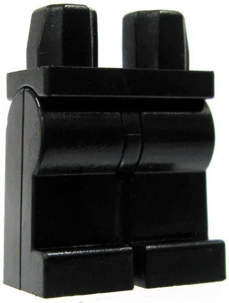 LEGO®  Accessories - Black Legs - for Minifigs