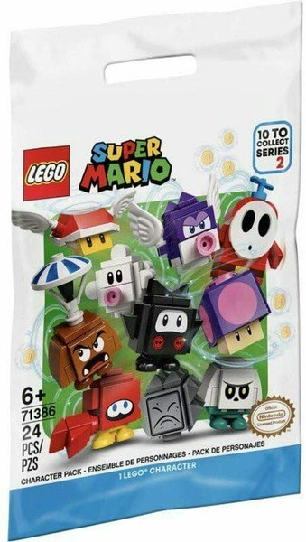 LEGO Super Mario Series 2 para-Beetle Character Pack 71386 (MarioSer2ParaBeetle)