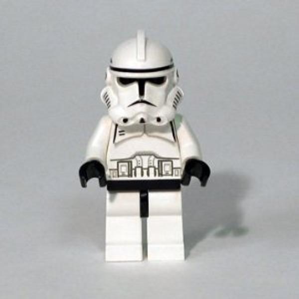 LEGO® Star Wars: White Clone Trooper (Episode 3)