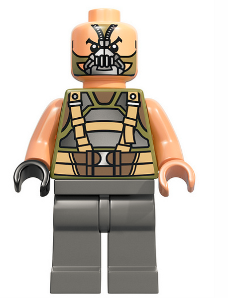 LEGO® Superheroes: Bane - from set 76001