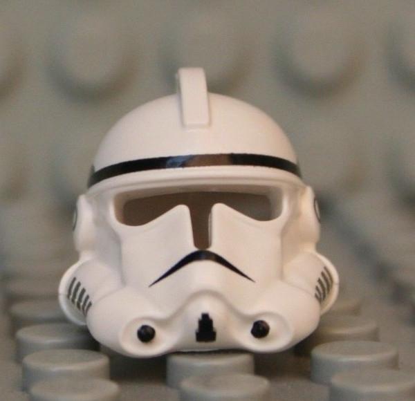 LEGO® EP3 Clone Helmet - White
