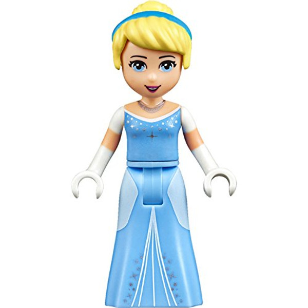 LEGO® Disney Princess - Cinderella in Classic Ball Gown with White Gloves (10729)