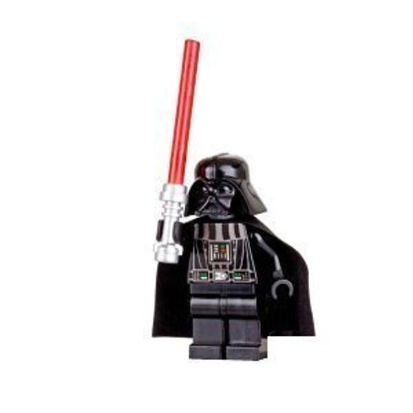 LEGO® Star Wars™ Darth Vader Minifig with Red lightsaber (Death Star Torso)