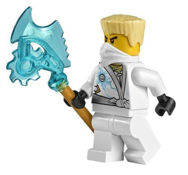 LEGO® Ninjago™ Techno Zane - With Techno Blade - Rebooted