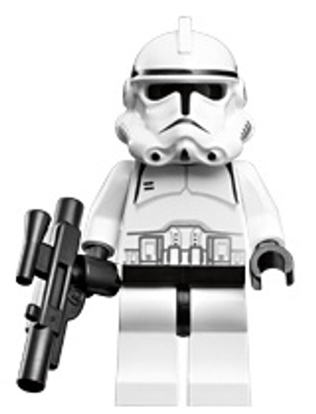 LEGO® Star Wars: Clone Trooper- Star Wars Mini Figure (Episode 3)