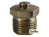 1/8-27 NPT Relief Vent Top .25-1 PSI Fitting 2 Pcs