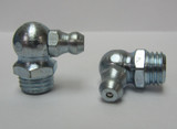 5/16-32 UNF 90° Grease Zerk Fitting 2 Pcs