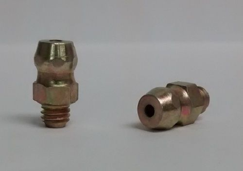 10-32 UNF Straight Grease Fitting No Ball