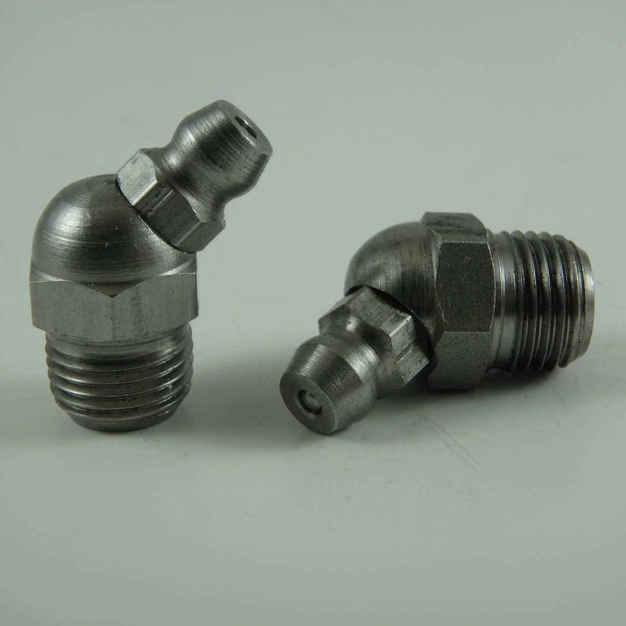 1/8-27 Stainless Steel 45 Degree Grease Fitting