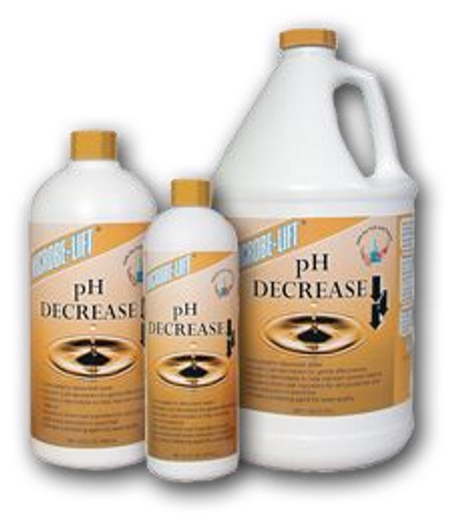 Microbe-Lift pH Decrease 16 oz.