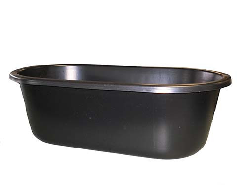 "Oblong Plant Containers - 5 Gallon (22"" x 12"" x 7"")"