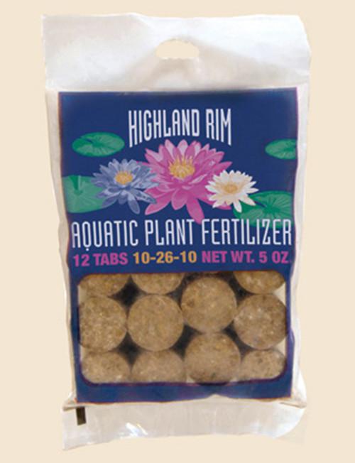 Highland Rim Fertilizer 12 Tablets