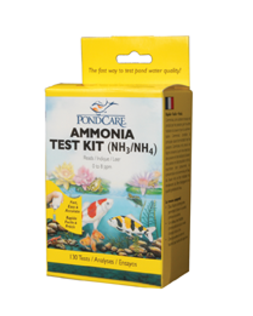 Ammonia Test Kit