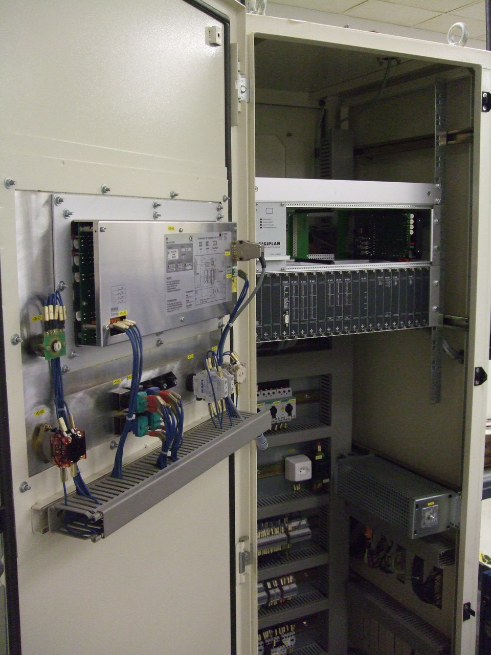 AGATHON Solothurn - Switzerland 150-SL30 CNC Centerless Grinding Machine
