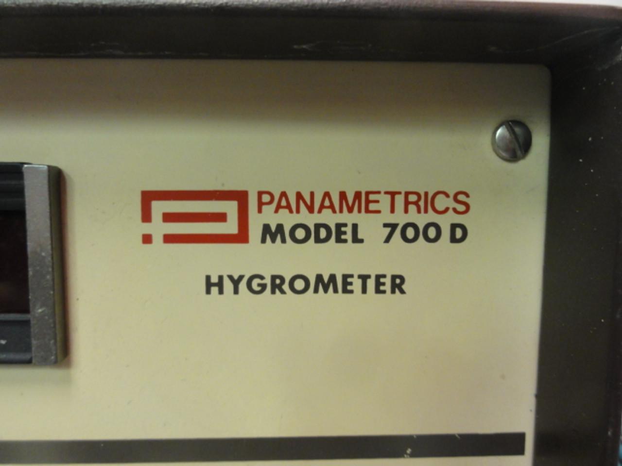 Panametrics 77-09F-D Hygrometer, 120V, 5W