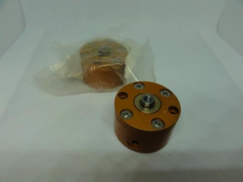 (2) Fabco-Air Model: D-7-X Short Stroke Pancake Cylinders
