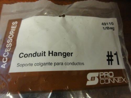 """(21) PRO CONNEX #1 49110 3/4"""" CONDUIT HANGERS"""