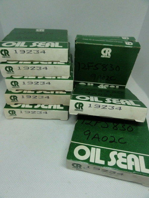 (5) CR Services 19234 Oil Seals *NEW*