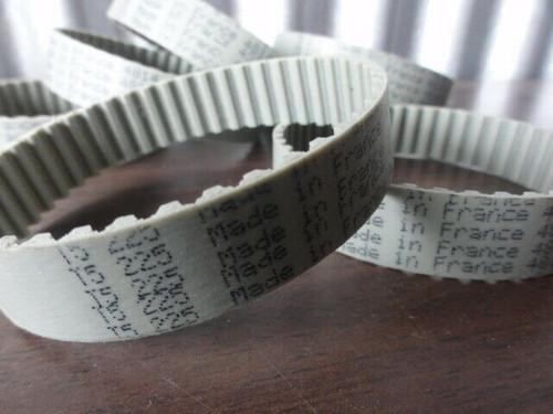 (6) Jason Industrial T5-225 Timing Belts
