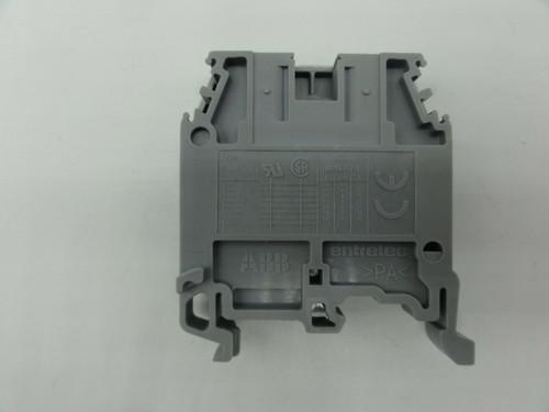 (9) Entrelec M4/6_5116 Wire Terminal Blocks