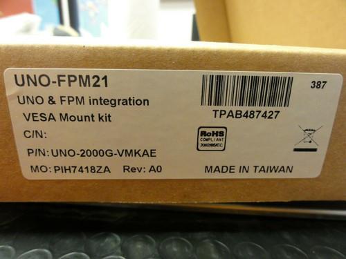 Advantech UNO-FPM21 Rev. A0 Integration VESA Mount Kit - Factory Sealed Box