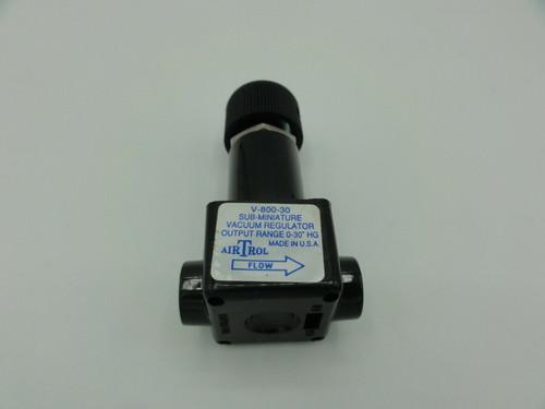 Airtrol V-800-30 Sub-Miniature Vacuum Regulator