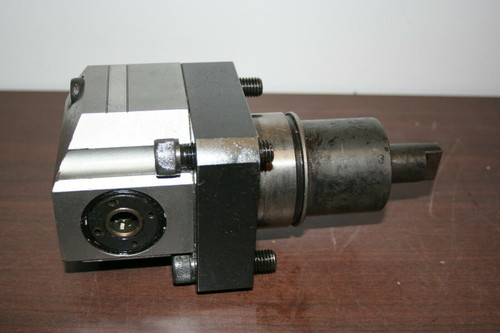 ALBERTI GERARDI MODEL KW-2313 90 DEGREE RIGHT ANGLE LIVE TOOLING COLLET CHUCK