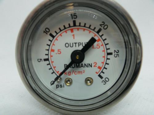 Baumann Indicator, Output: kg/cm2 psi, 0-30