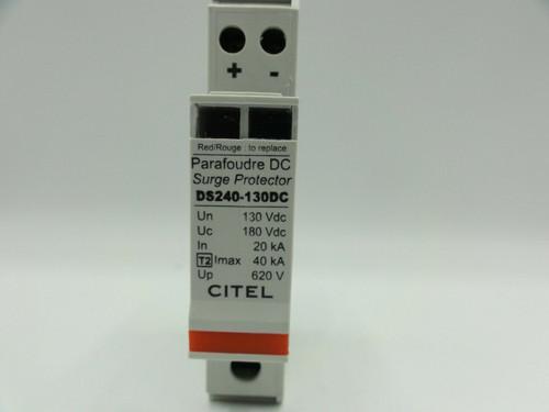 Citel DS240-130DC Imax: 40 kA Surge Protector